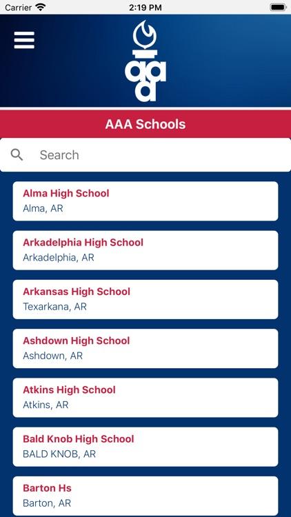 Arkansas Activities Assoc screenshot-4