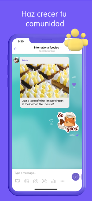 ‎Viber Messenger Screenshot