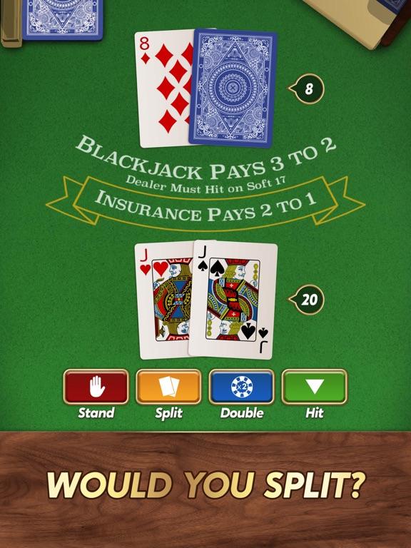 Blackjack 21 ⁂ screenshot 9