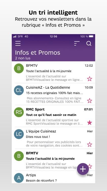 SFR Mail screenshot-4