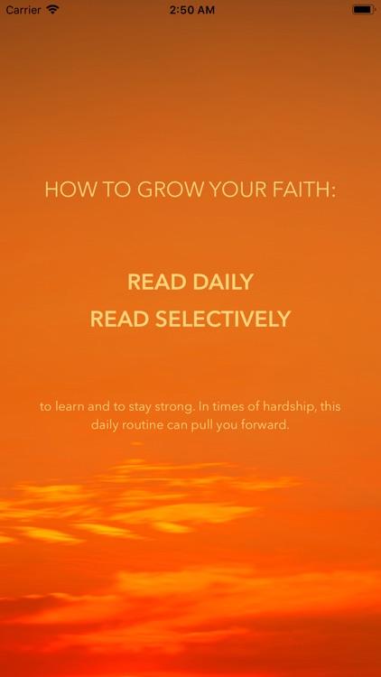 Daily Bible Verse Devotional ' screenshot-3