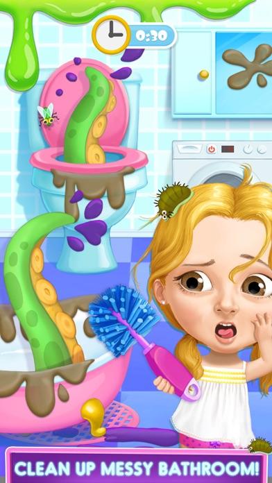 Sweet Baby Girl Hotel Cleanup screenshot 2