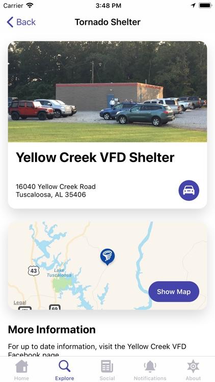 Tuscaloosa County Sheriff screenshot-4