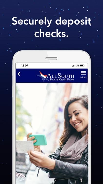 AllSouth Mobile Banking screenshot-3