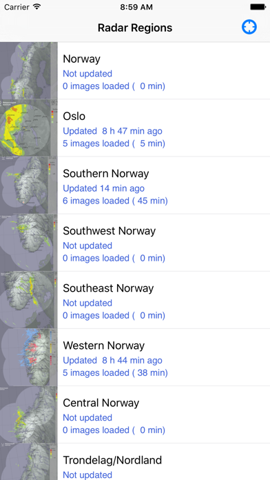 Nordic Radarのおすすめ画像1