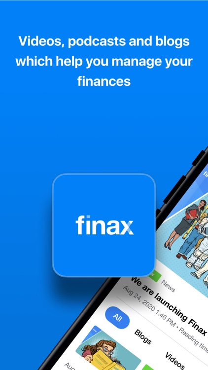 Finax: Finance and Investing