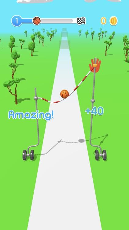 Rope vs Ball