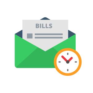 Bill Pay Reminder & Organizer+ ios app