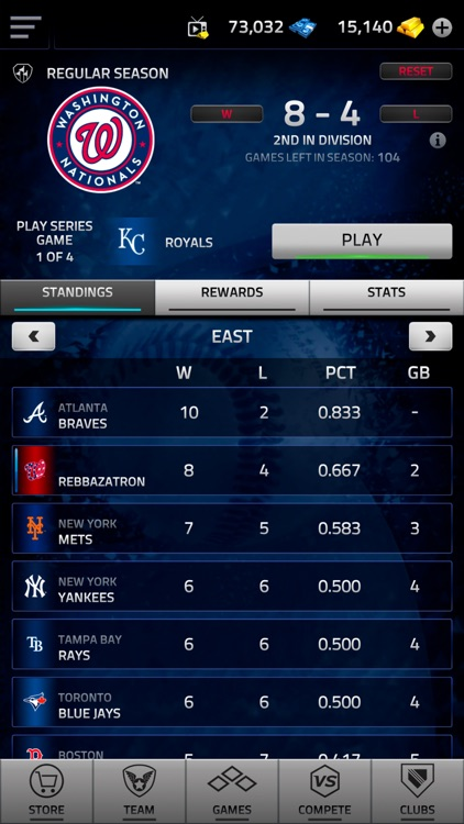 MLB Tap Sports Baseball 2020 screenshot-8