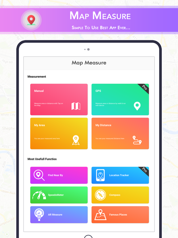 Map Measure - ARMeasure | App Price Drops on measure map tool, measure map pro, edmodo app, measure distance on map, measure map key,