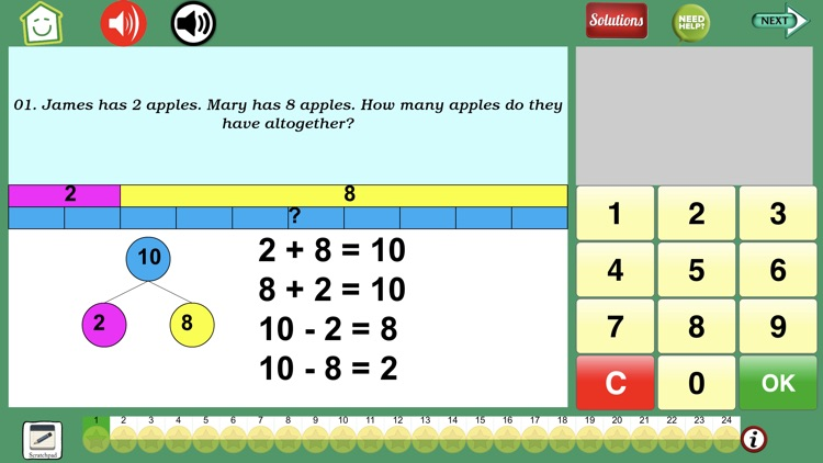 Be Brainy Word Problems Solver screenshot-4