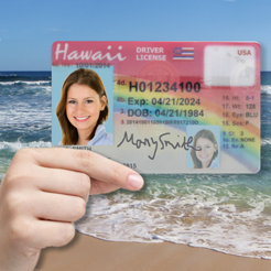 ‎Hawaii Driver License