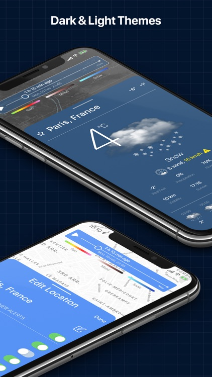 Weather Radar Live screenshot-4