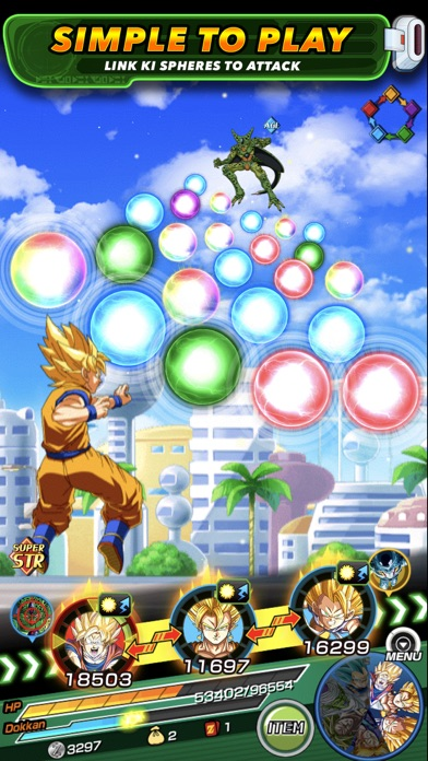 DRAGON BALL Z DOKKAN BATTLE wiki review and how to guide