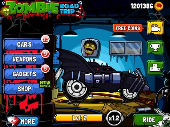 Zombie Road Trip! screenshot 6