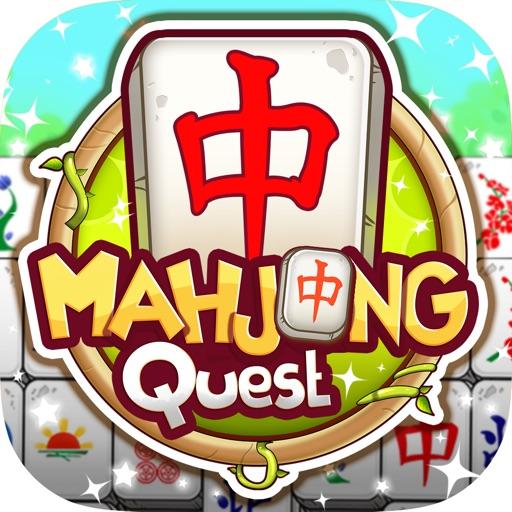 Mahjong Quest - Match Tiles