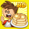 App Icon for Papa's Pancakeria HD App in Brazil IOS App Store