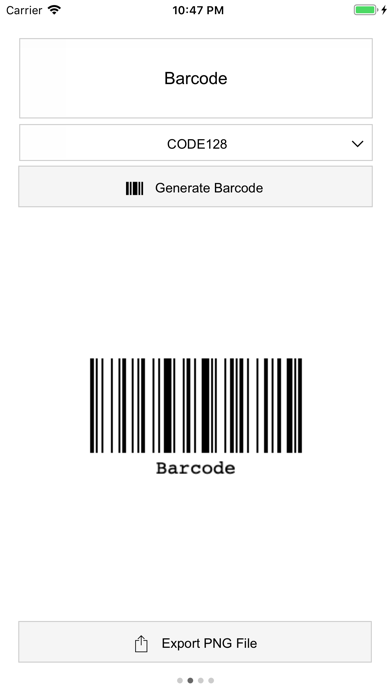 Screenshot for Multi Barcode Generator in Romania App Store