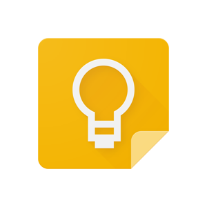 Google Keep - Notes and lists Productivity app