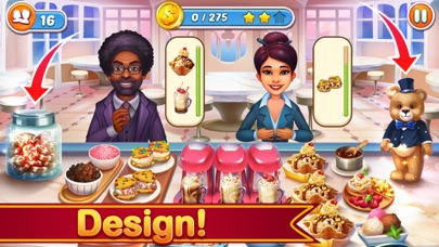 Cook It: Cooking Frenzy Game 2 screenshot three