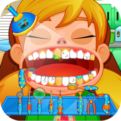 Fun Mouth Doctor, Dentist Game