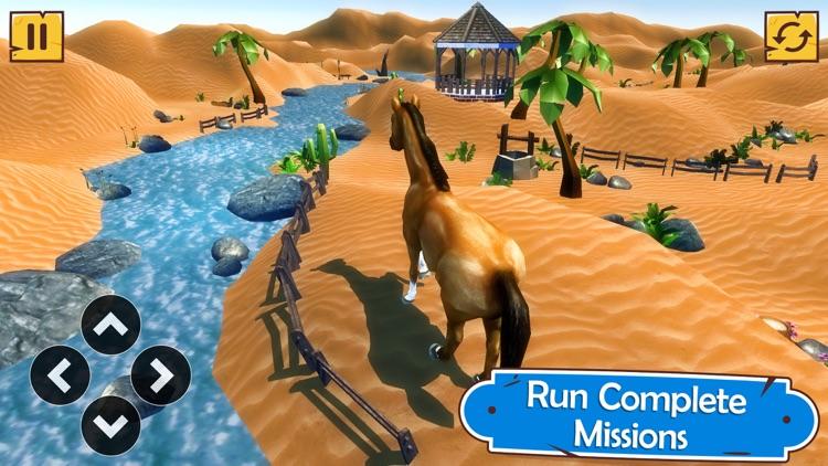 My Little Horse Caring Farm 3D screenshot-4