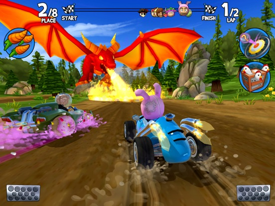 Beach Buggy Racing 2 screenshot 6