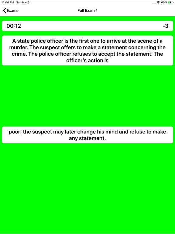 State Trooper Exam Prep screenshot 14