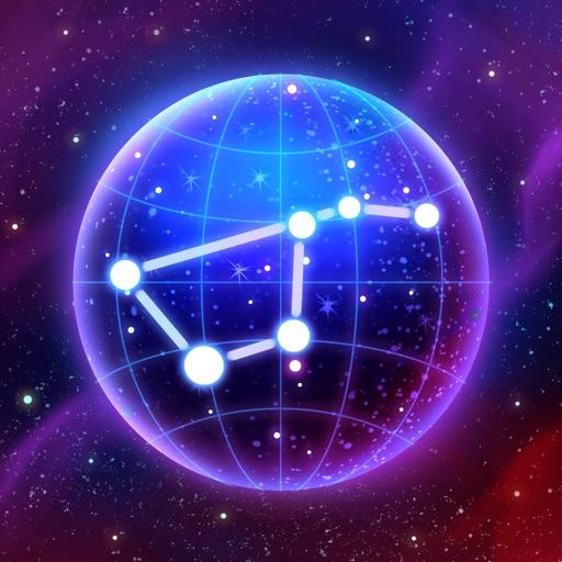 Stellar Sky — Planets Map
