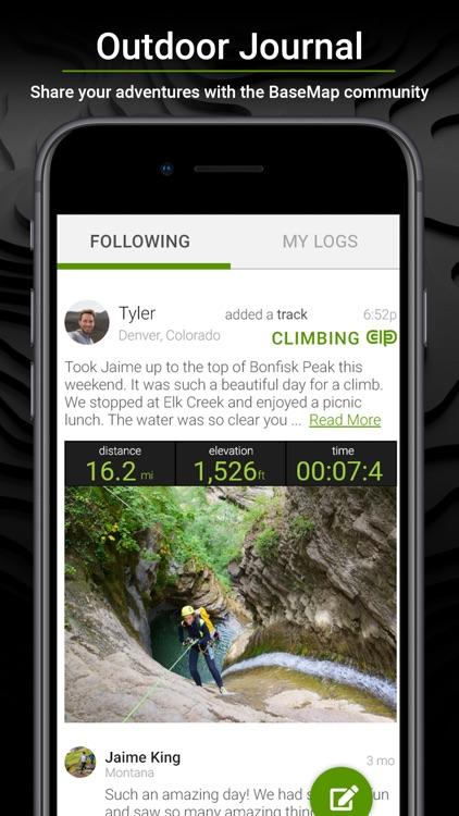 BaseMap: Hunting GPS Maps screenshot-3