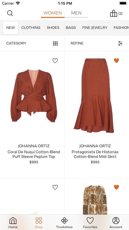 Moda Operandi | Luxury Fashion