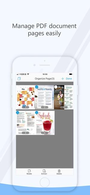 edit pdf app for ipad free