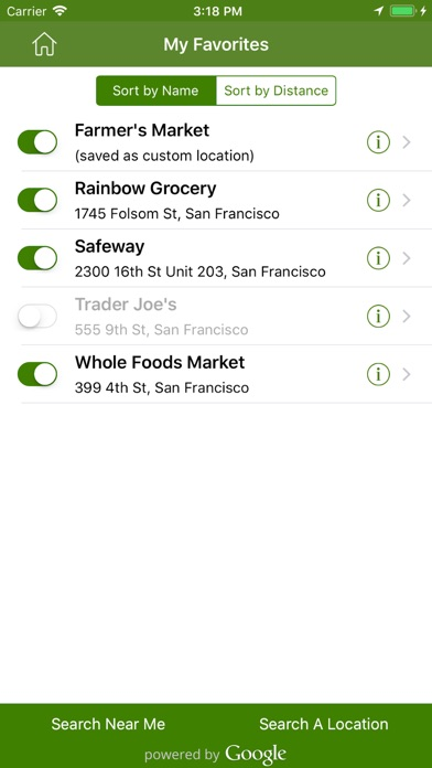Screenshot for Get Your Grocery Bags in United States App Store