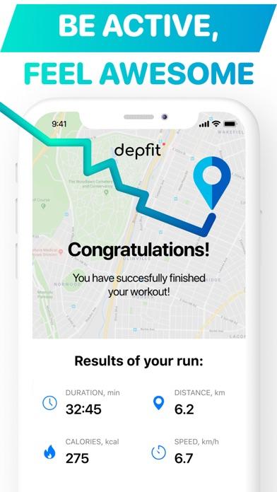 ウォーキング 距離測定 アプリ - 万歩計 フィットネスのおすすめ画像7