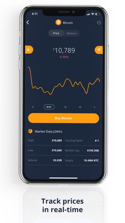 ShapeShift: Buy & Trade Crypto screenshot-4