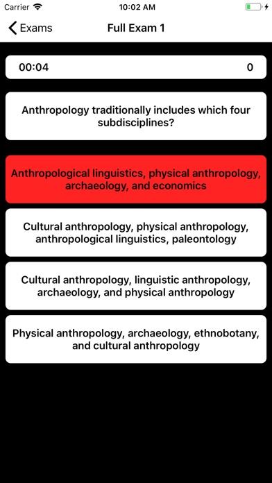 DSST Anthropology Prep screenshot 3