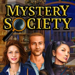 Hidden Objects Mystery Society
