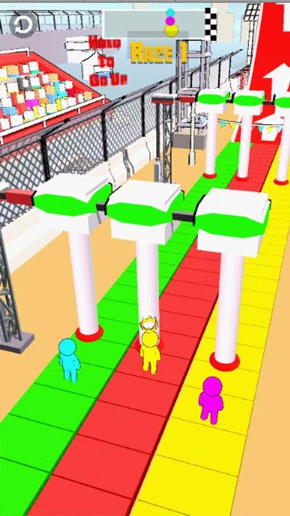 Stickman Epic Race 3D
