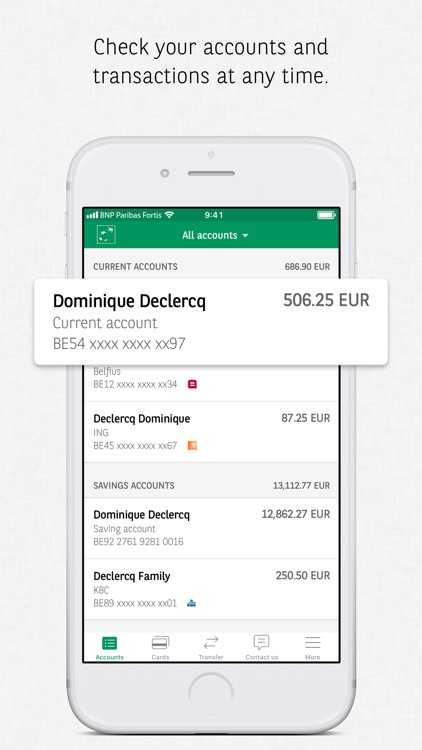 Easy Banking App screenshot-2