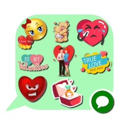 LoveMoji- Love Quotes & Wishes