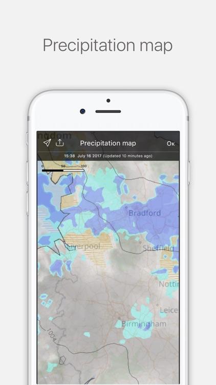 Weather Radar & Alerts Pro screenshot-4