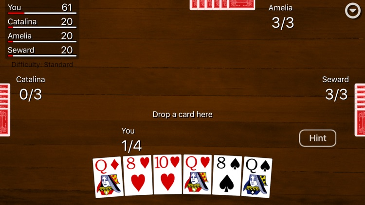 Spades Card Classic screenshot-5