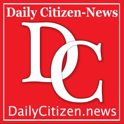 Daily Citizen-News iOS App