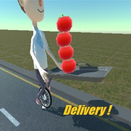 food delivery game