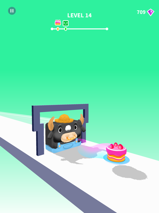 ‎Jelly Shift Screenshot