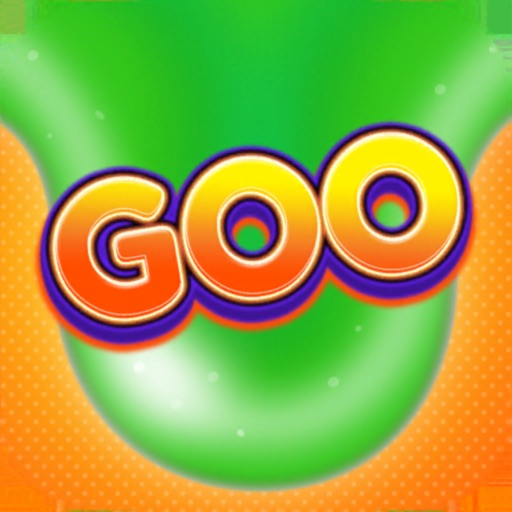 Goo: Slime simulator, ASMR free software for iPhone and iPad