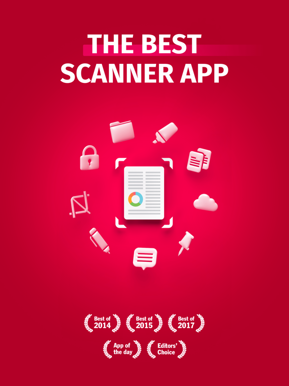 SwiftScan Pro - PDF Scanner Screenshots