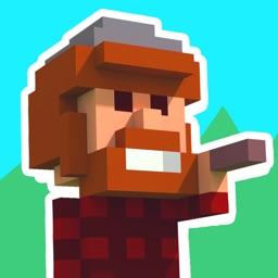 Lumberjack - axe simulator