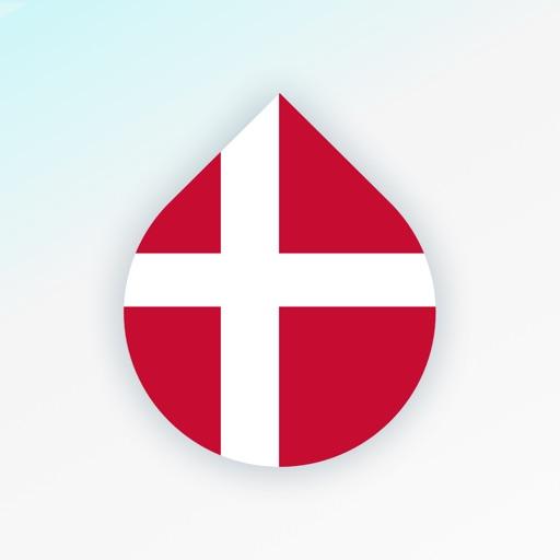 Learn Danish language - Drops