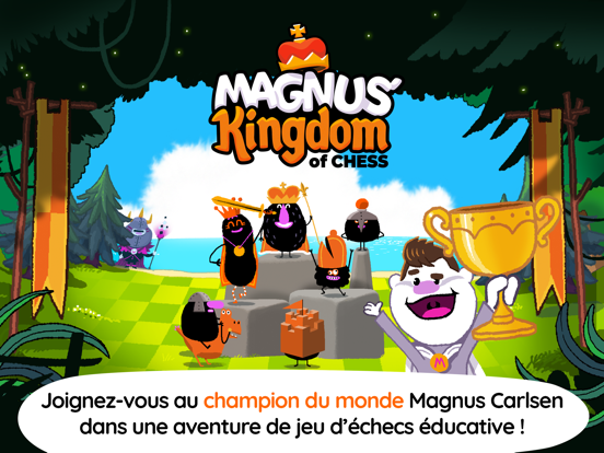 Screenshot #4 pour Magnus Kingdom of Chess
